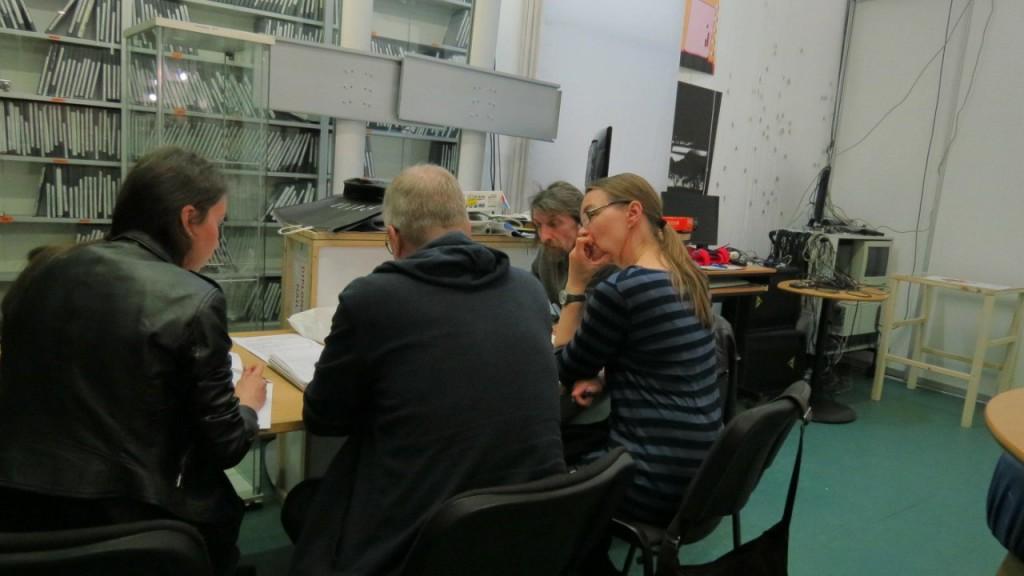 Подведение итогов конкурса в Петрозаводске-2